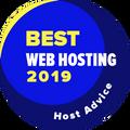Udelené spoločnostiam v kategórii top 10 najlepší webhosting.